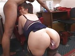 Hiry big tits mature ass fucked by black cock camaster Thumbnail