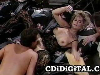 Kimberly Kane - Retro Pornstar Double Penetration Scene