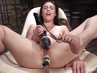 Porn Super Star Casey Calvert Anally Fucked by Fast Fucking