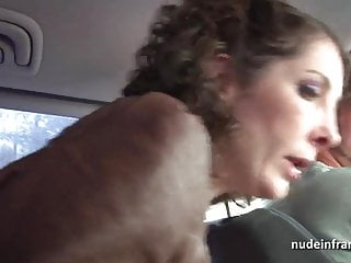 Virgin of guadelupe drivers liscense - Mature analized by the taxi driver after masturbation in car