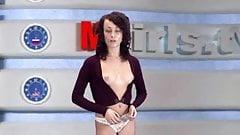 Russian Moskow girl TV Dasha