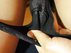 wet pussy panty