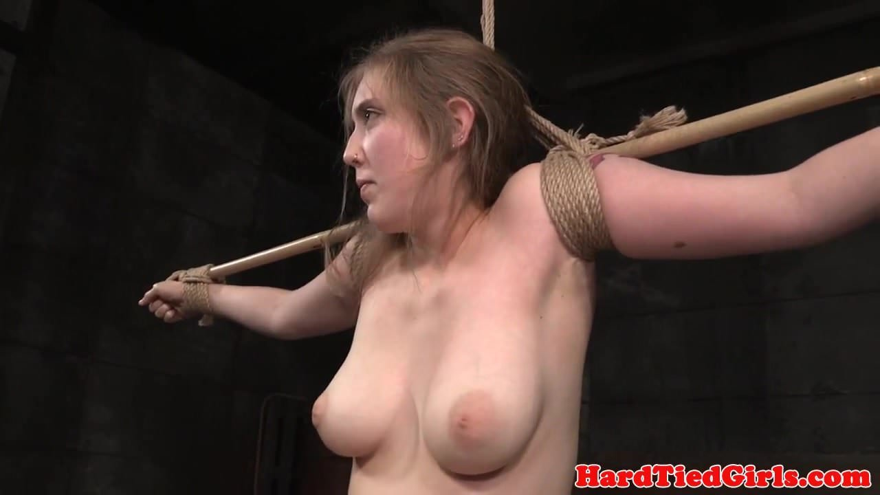 Busty Bdsm Sub Tied Up And Whipped, Free Porn 8C Xhamster-8208
