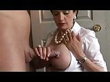 Lady.S-Hot Titjob +Cumshot