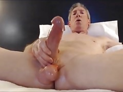 Big cock jerk off cumshots only!