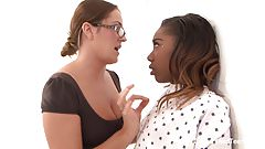 Dominant MILF seduces her cute teen patient