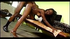 A it`s very HOT  Black Couple