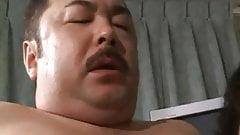 Asian mustache daddy