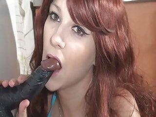 orgasmus mit black dildo.