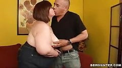 Cock Sucking And Titty Fucking BBW Jezzebel
