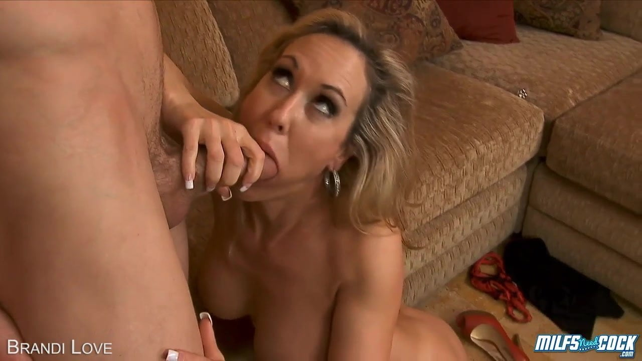 Athletic blonde milf craves cock!
