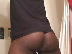 Shaking my ass