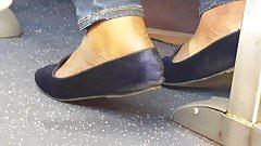 Candid Ethiopian women hot soles p2