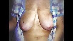 Mature breasts B