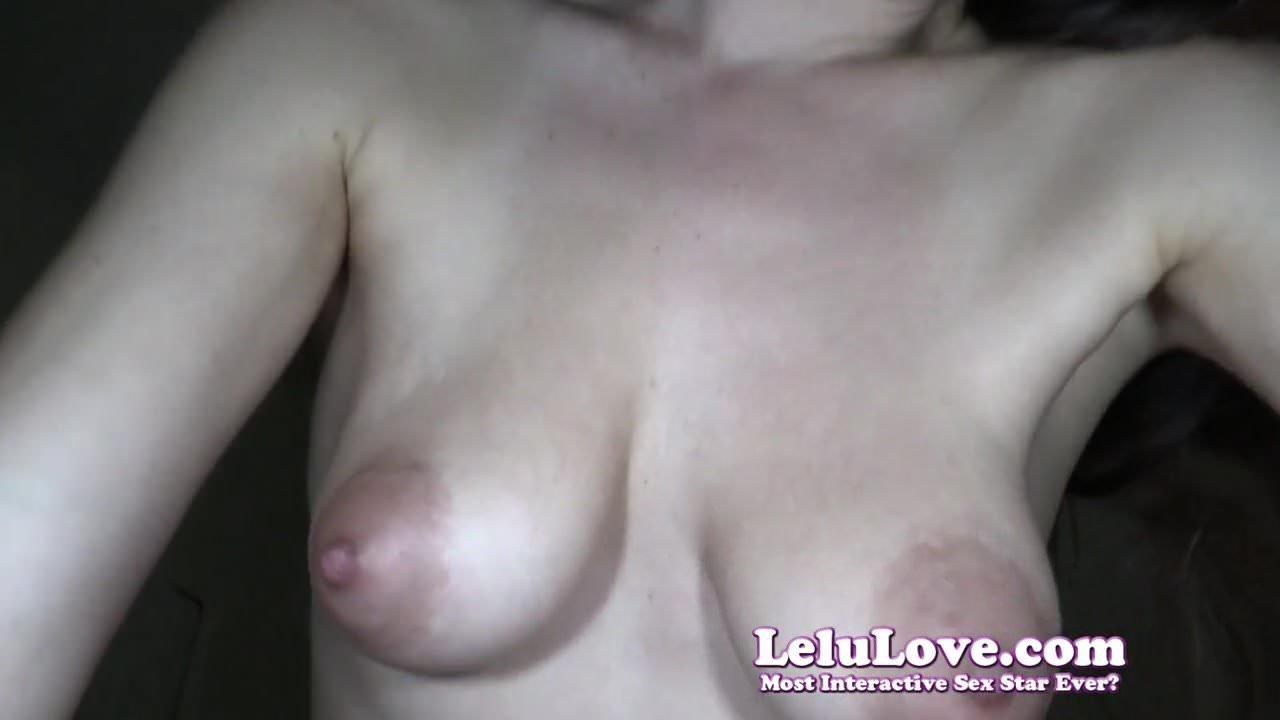 Lelu Love-POV Blowjob Riding Reverse Cowgirl Feet Creampie