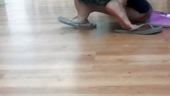 Candid feet #62