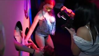 glory hole latin wild party