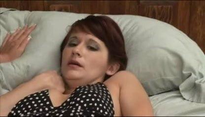 Mature Lesbian Nerd Hot Seduction Shayna & Lily: Porn 4f