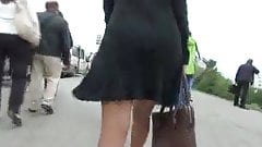 sexy ass spy in public 1