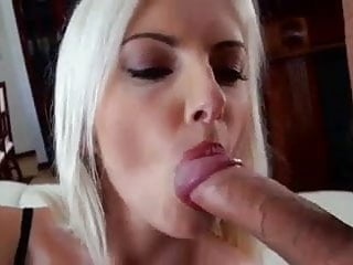 Bianca gets her coochie licked and pounded hard from behind