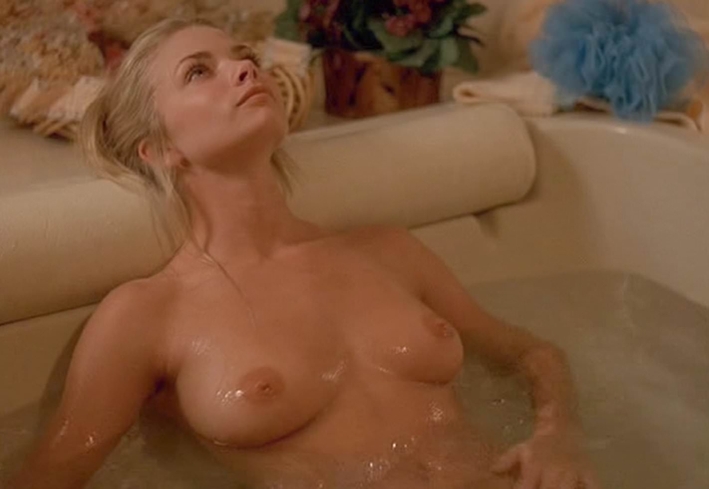 Jaime Pressly Nude Scene In Poison Ivy Movie-5455