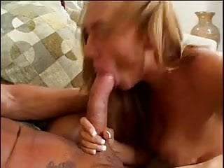Lee Stone blows a load in this hot blonde's mouth after fucking her cunt