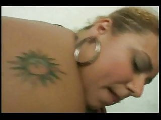 2 Slutty Fat BBW Lesbian GF's love sucking pussy and ass-3