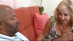Older lady gets her wishes with a BBC anal