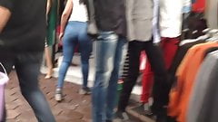 Amazing big ass, culazo apretado
