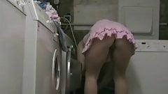 Auf der Waschmaschine