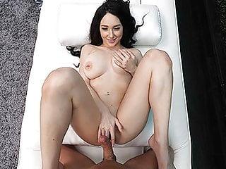Casting Pov Tetona Descubriendo Nueva Pornstar