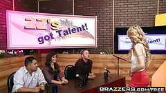 Brazzers - Shes Gonna Squirt - ZZs Got Talent scene starring