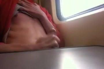 wank train
