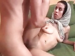 Arab girl needs a thick cock well inside