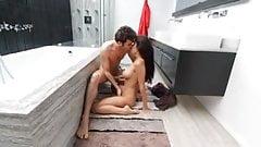 Fucking In The Bathroom