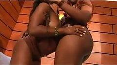 Ebony Lesbian Scene