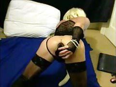 amateur crossdresser gaping