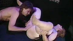 BBW Jennie Joyce striptease fu