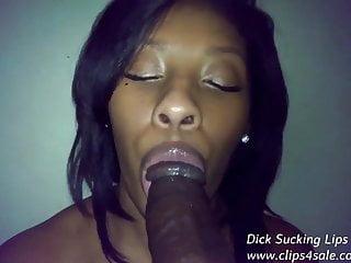 Sienna Dream's Dick Sucking Lips On BBC