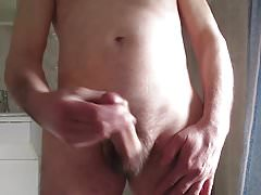 Cumshot Wank Urgent masturbation Hot load SOOO GOOD