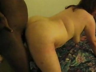 Video man fucks women - Black man fucks chubby white wife. hubby cleans up