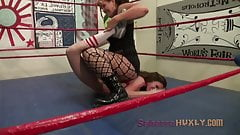 Huxly Pussy Whips Rag Doll