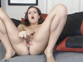 Pretty Hot Slut Babe Pleasure Herself