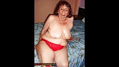 LatinaGrannY Amateur Old Mature Pics Collection