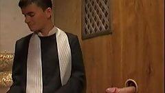 Fat gay priest porn