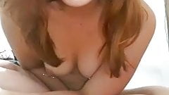 Mexican sending video to boyfriend