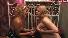 SupergeileSandra und Linde 2 Lesben