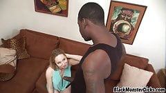 Aiden Starr Interracial Creampie