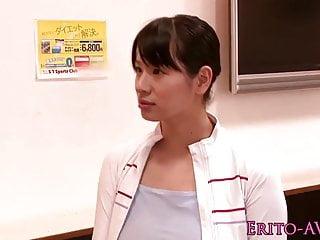 Av model teen - Beautiful busty av model hana haruna threeway