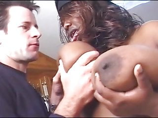 Sexy Busty Ebony BBW Sweet Velvett Gets Fucked On Pool Table